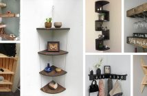 DIY Corner Shelf Ideas