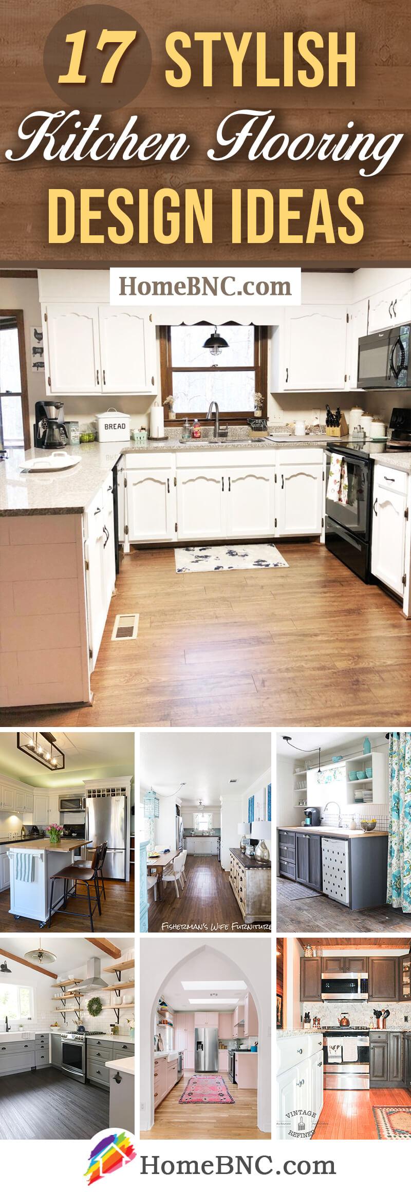 17 Best Kitchen Flooring Design Ideas to Update Your Space ...