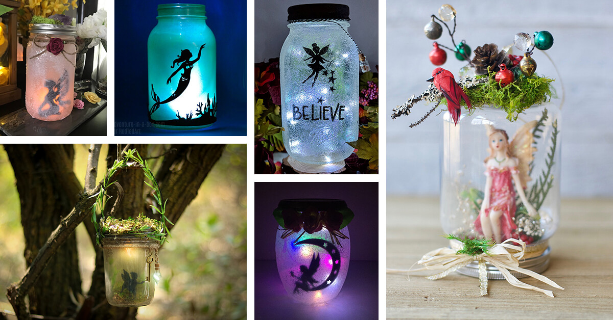 23 Best Diy Fairy Jar Ideas And Designs To Inspire You In 2021
