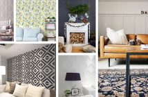 Living Room Accent Wall Designs