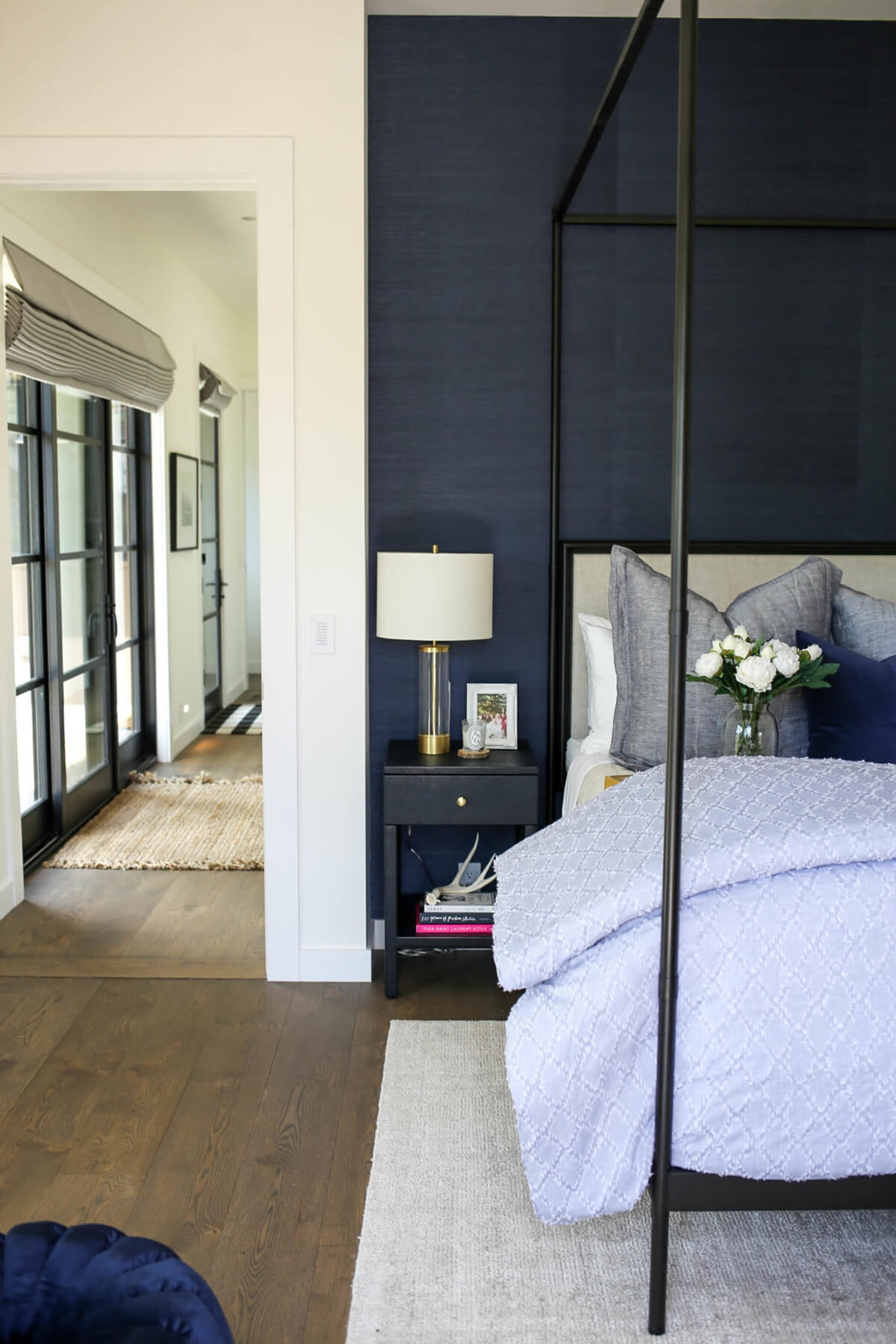 modern blue bedroom 16 best navy blue bedroom decor ideas for a timeless makeover in 2020 4065
