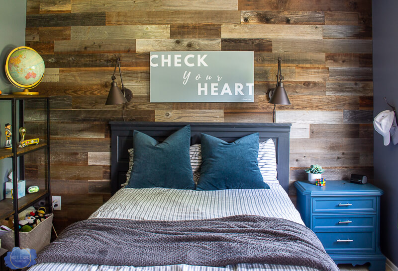 Upgrade Your Space with a Wood Accent Wall