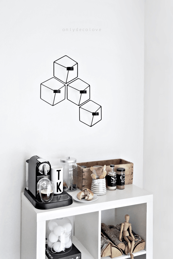 Minimalist Geometric Designs with Modern Equipment