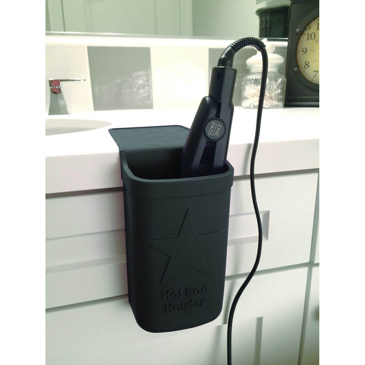 Hair Styling Tool Holster Caddy
