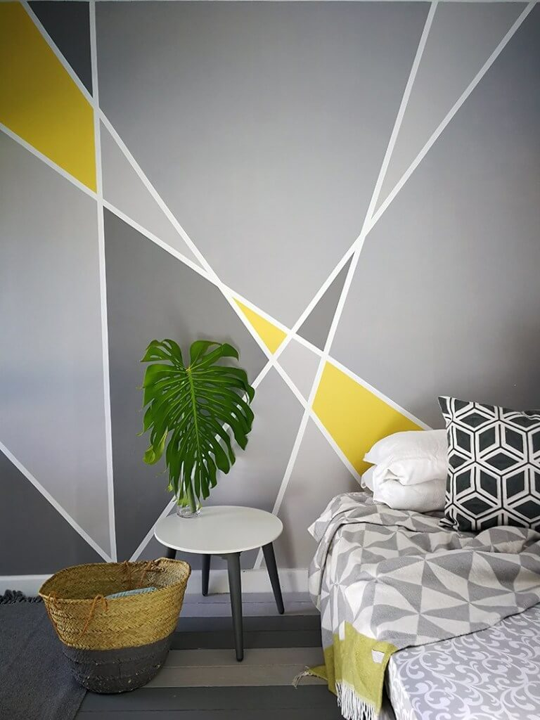 Transform Your Bedroom with Grey Paint