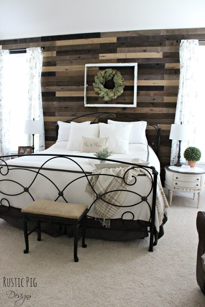 22 Best Bedroom Accent Wall Design Ideas To Update Your