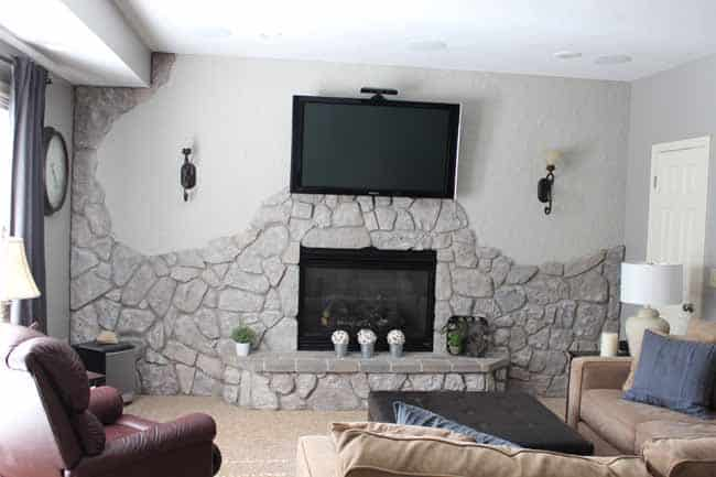 Retro Rescue - Update 70's Style Stone Wall