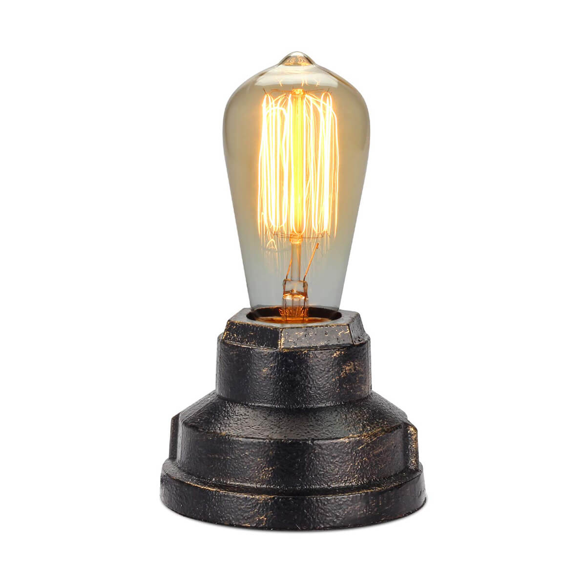 Vintage Decor Dimmable Touch Light