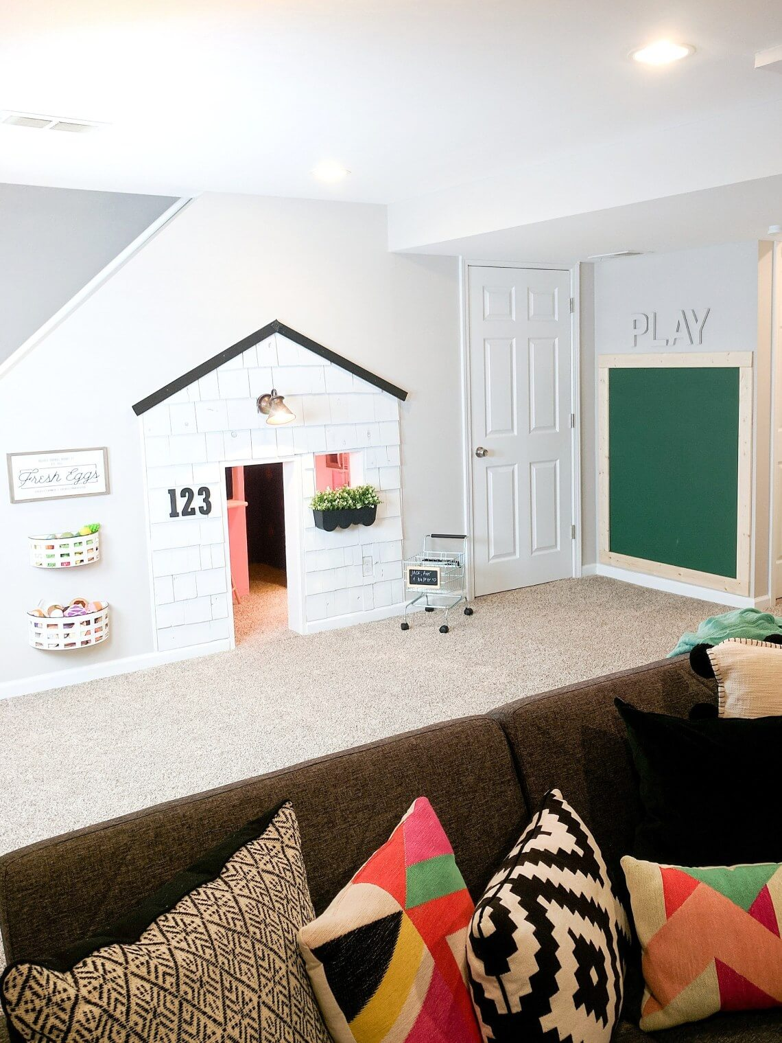 Utilize Every Inch of Space with These Beautiful Basement Ideas