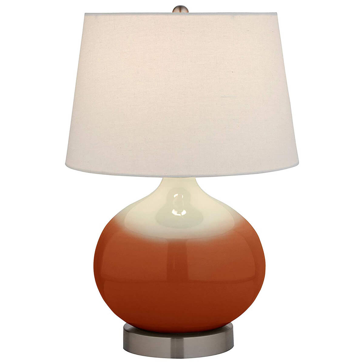 Round and Bold Ceramic Table Lamp
