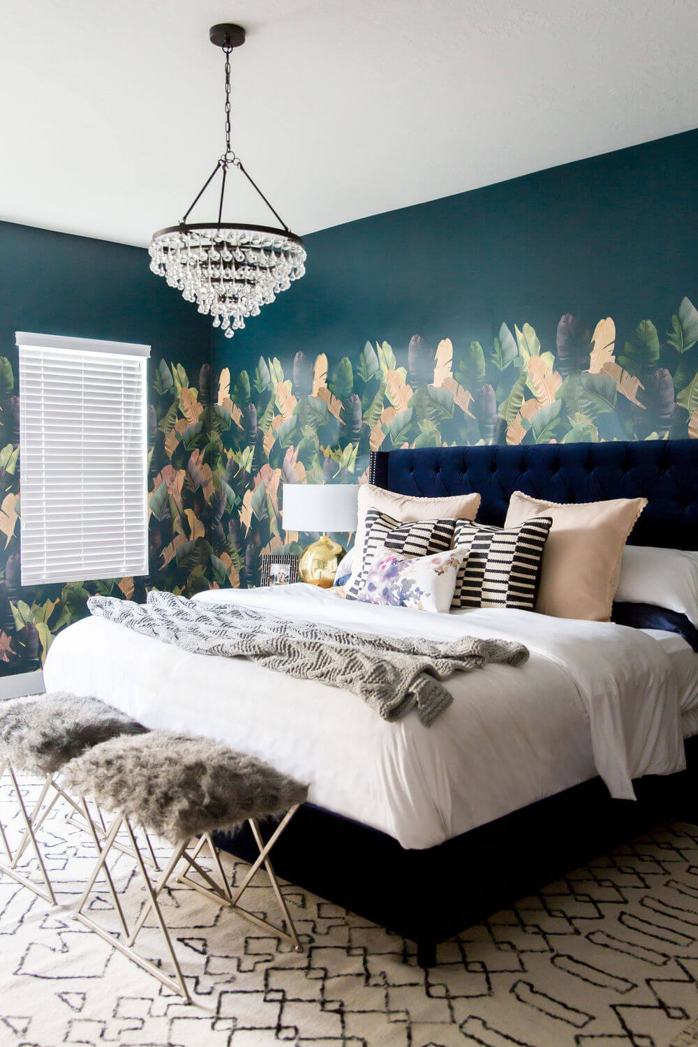 22 Best Bedroom Accent Wall Design Ideas to Update Your ...