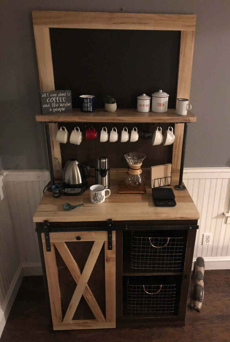 28 best coffee bar ideas to kickstart your days in 2020