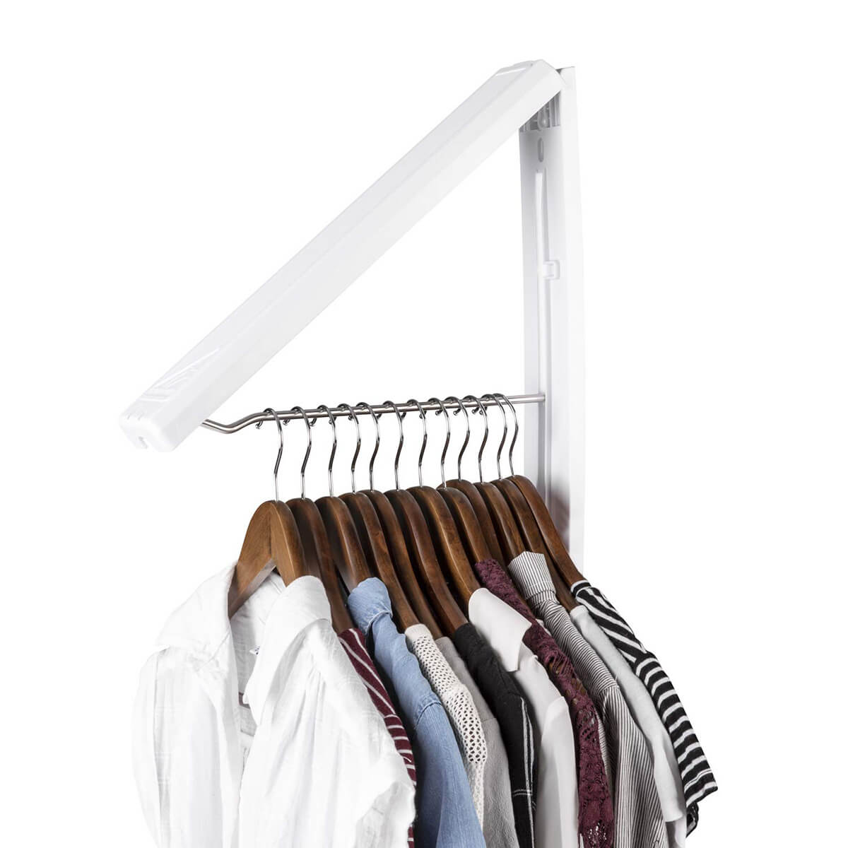 Unique and Innovative Space-Saving Hanger