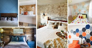 Bedroom Accent Wall Designs