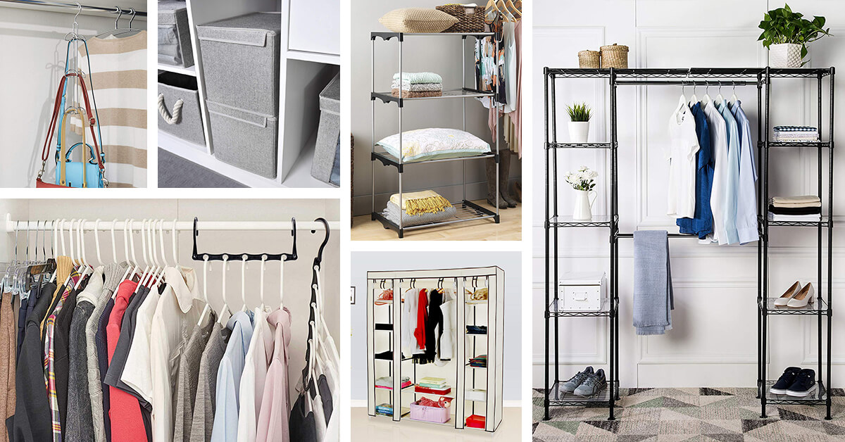 26 Best Closet Organizers That Will Improve Your Home In 2019