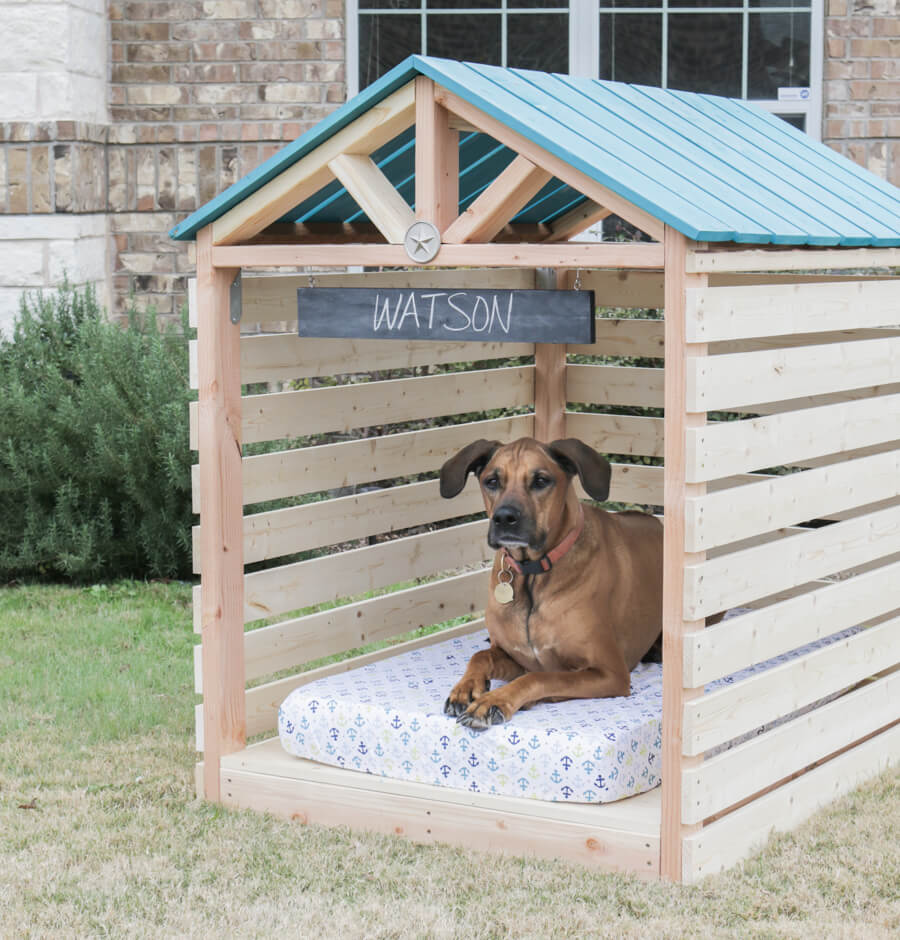 "Cozy Daytime ""Dogzebo"" for Any Sized Dog"