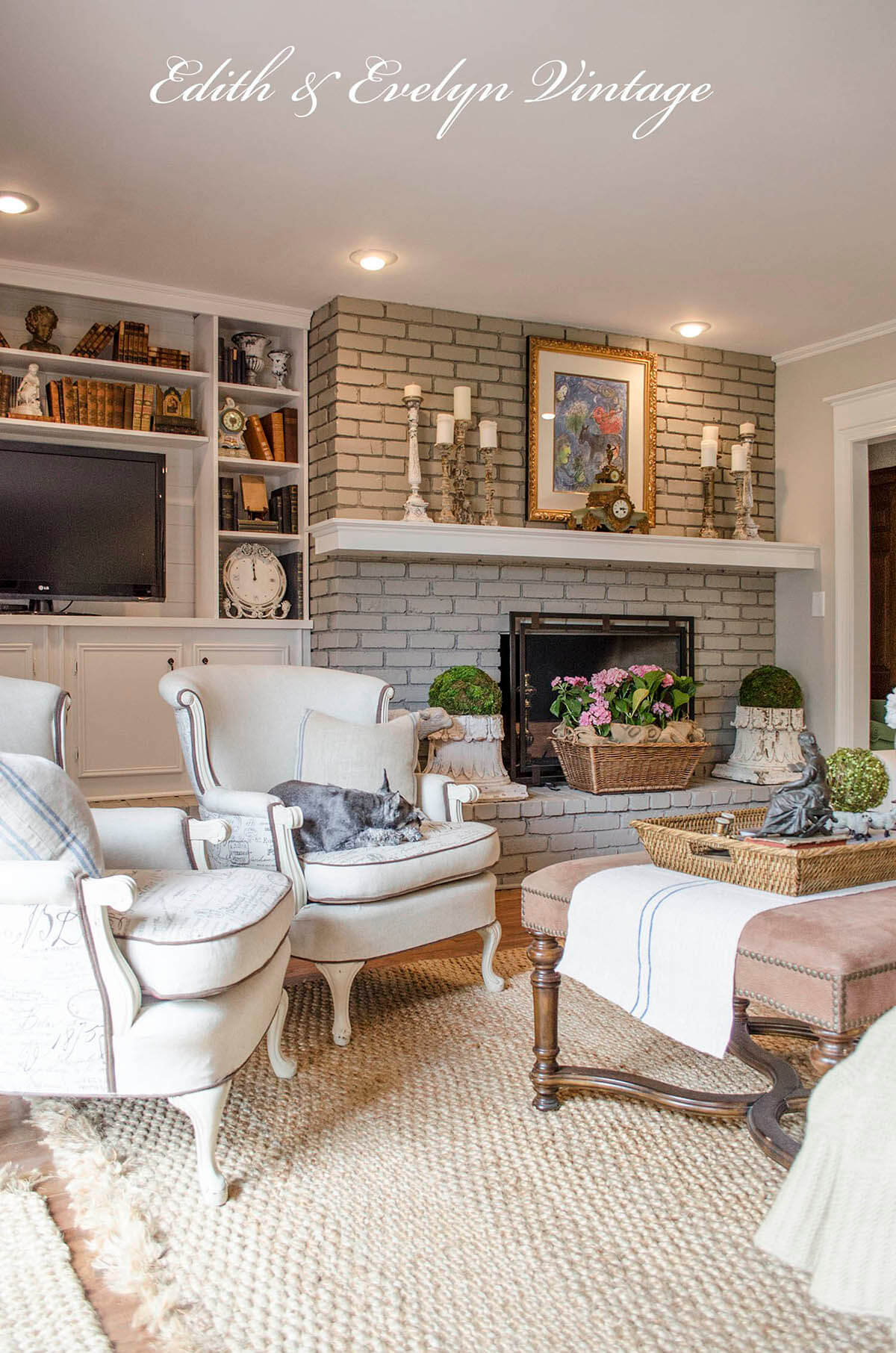 23 Best Brick Fireplace Ideas To Make Your Living Room Inviting In 2020