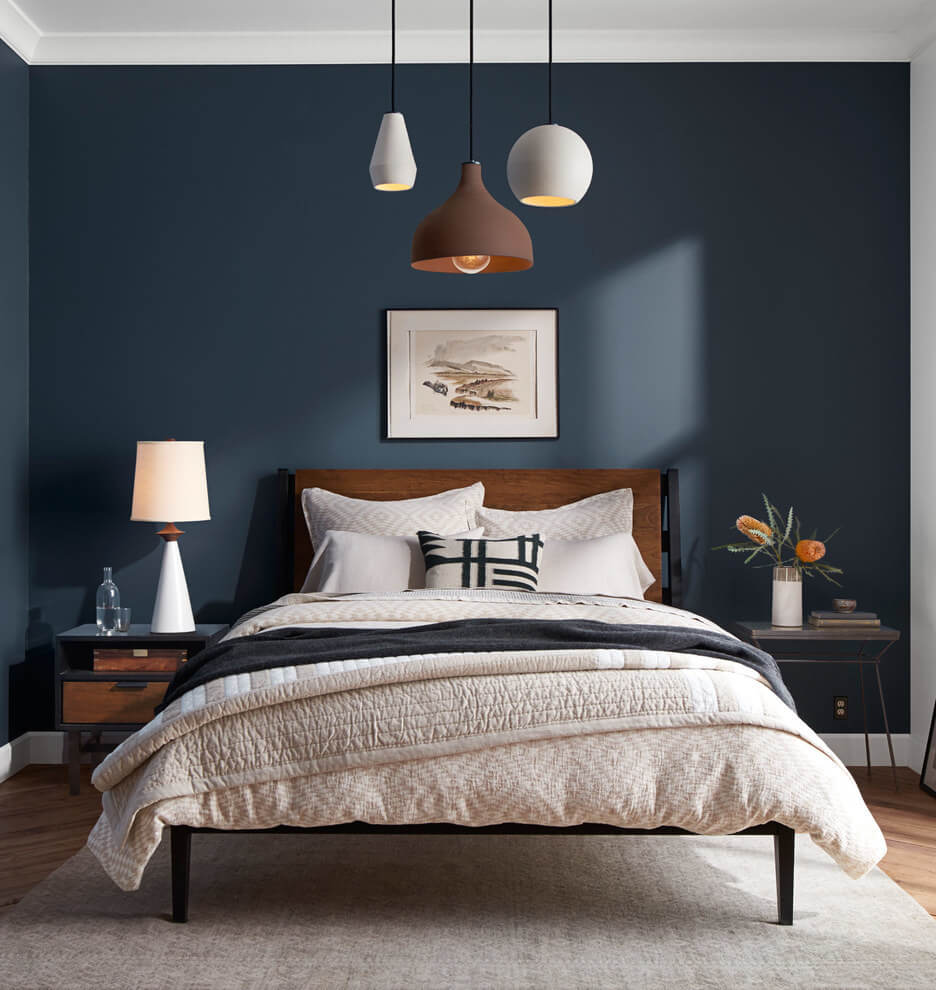 4 Best Navy Blue Bedroom Decor Ideas for a Timeless Makeover in 4