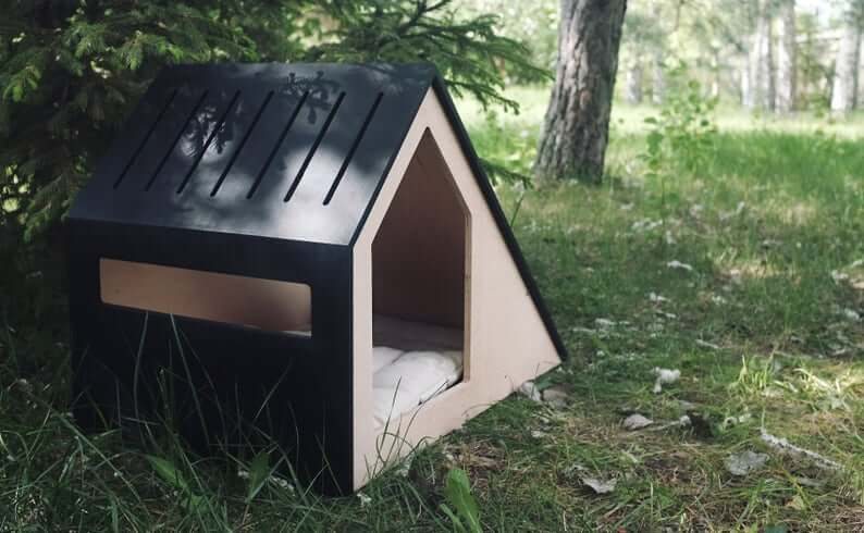 Adorable Small House for Dog