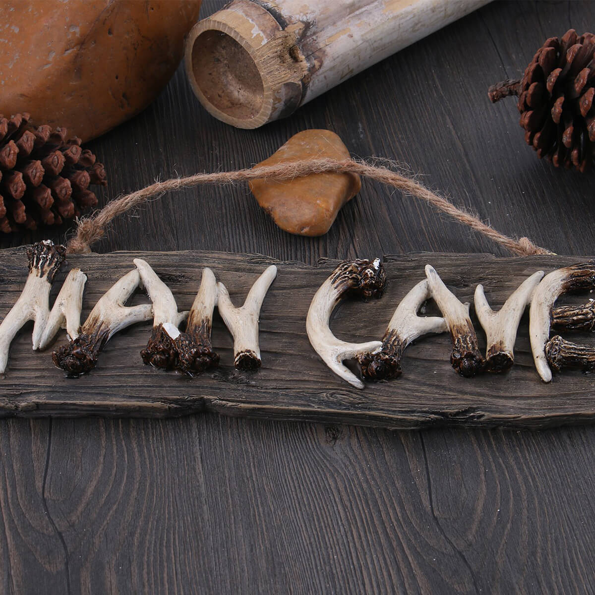 Decorative Man Cave Novelty Sign