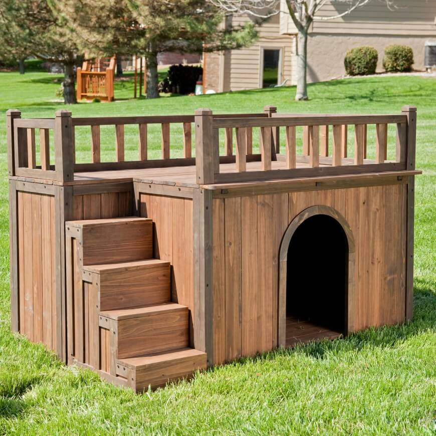 18 Cool Outdoor Dog House Design Ideas Your Pet will Adore ... Raised Dog House Plans on raised dog food plans, butterfly house plans, raised bed plans, raised rabbit hutch plans, large house plans, raised planter box plans, bird house plans, small house plans, raised chicken coop plans, raised deck plans, chipmunk house plans, raised shed plans,