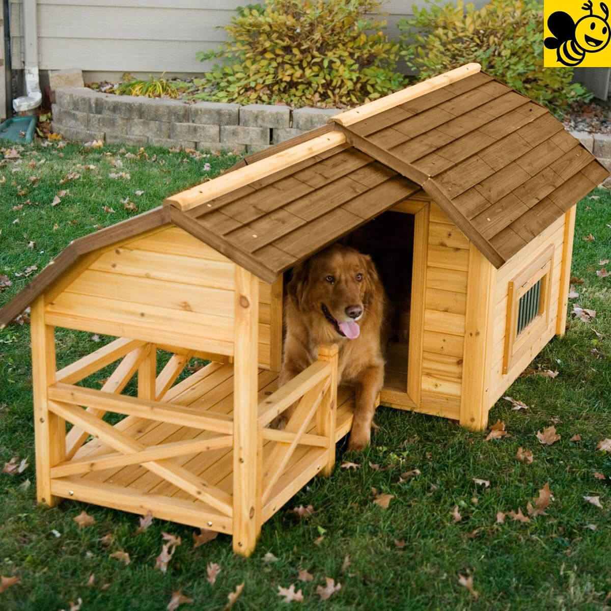 Lovely Dog Home with Covered Porch