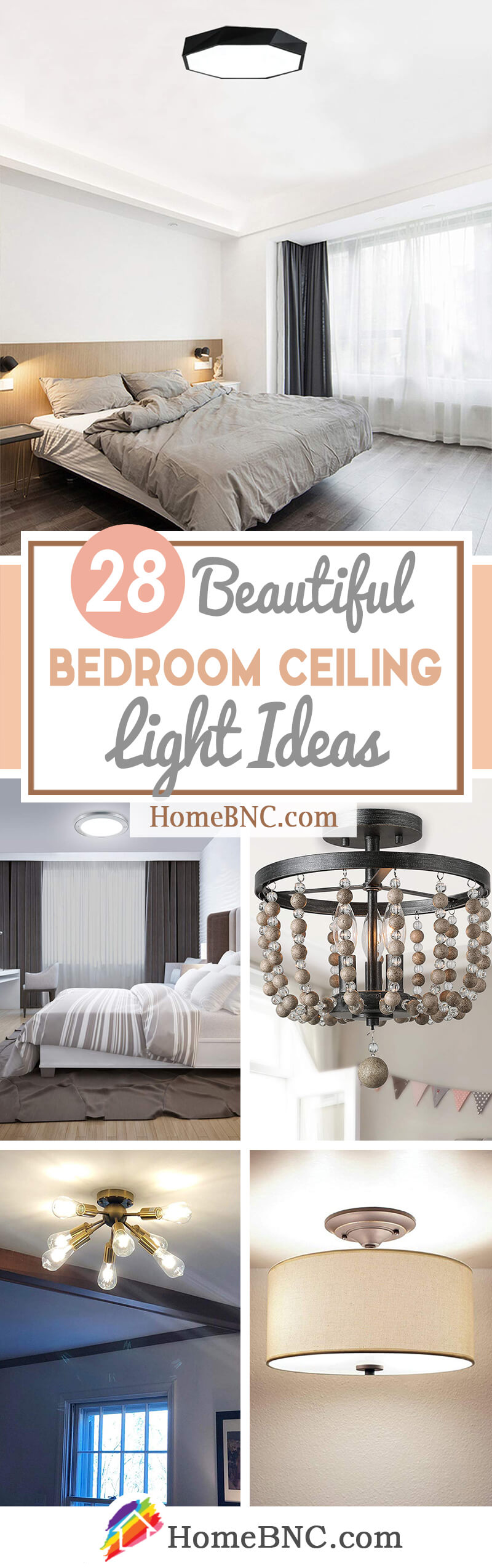 28 Best Bedroom Ceiling Lights To Brighten Up Your Space In 2021