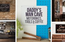 Man Cave Sign Ideas