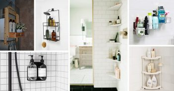 Best Shower Storage Projects