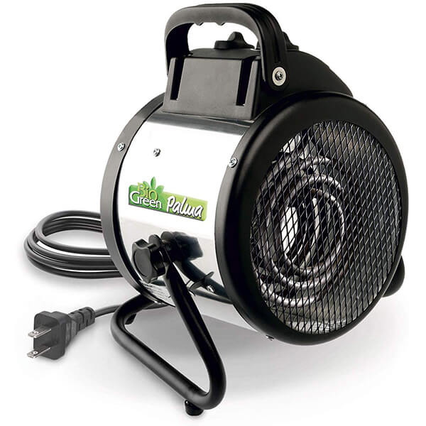 Bio Green PAL 2.0/US Palma BioGreen Basic Electric Fan Heater for Greenhouse
