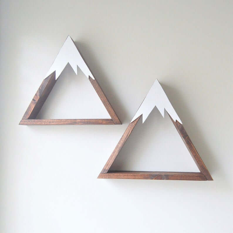 Twin Peaks Wood and White Mountain Set
