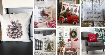 Best Christmas Pillow Ideas