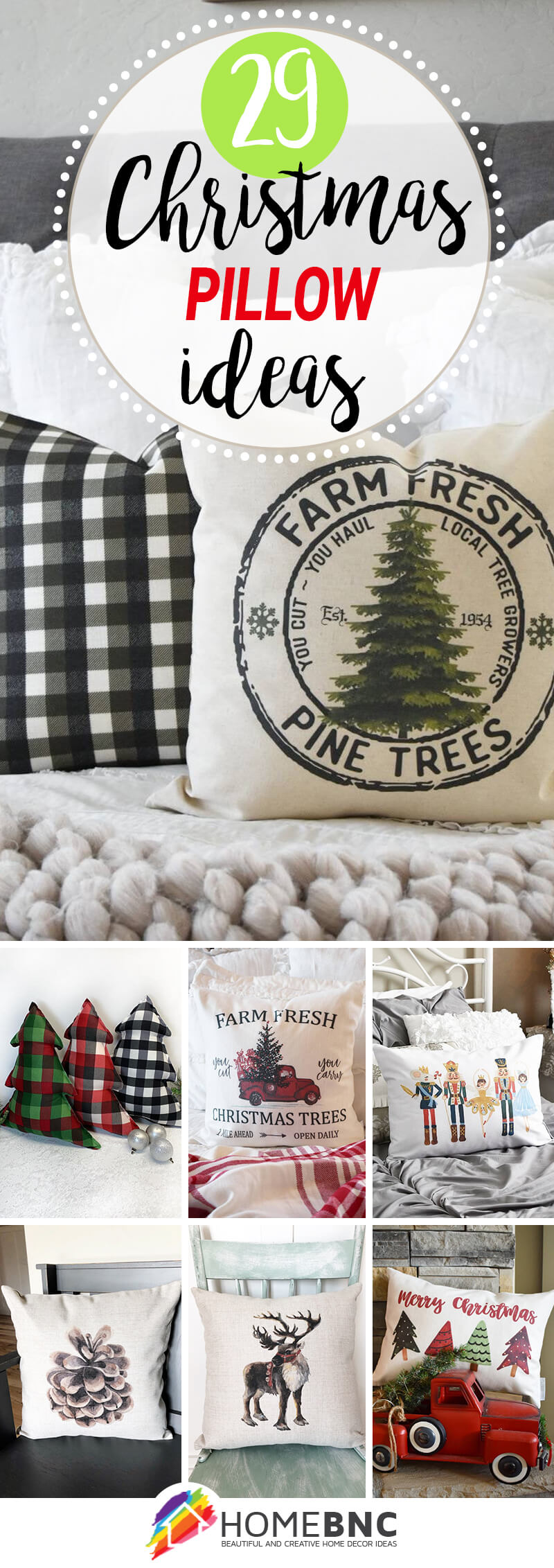 Enjoyable 29 Best Christmas Pillows To Find The Perfect Couch Inzonedesignstudio Interior Chair Design Inzonedesignstudiocom