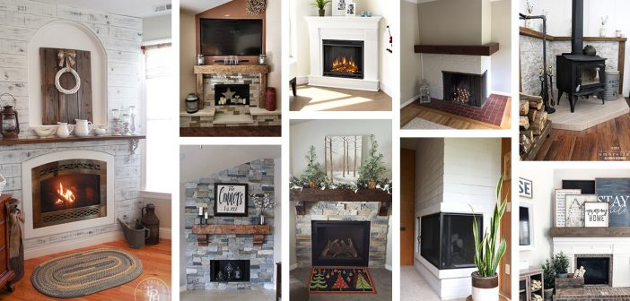 16 Best Diy Corner Fireplace Ideas For A Cozy Living Room In 2021