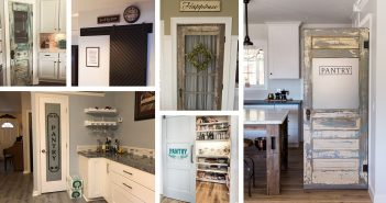 Pantry Door Designs
