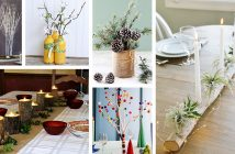 Tree Branch Centerpiece Ideas