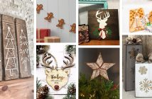 Best Wooden Christmas Decor Ideas