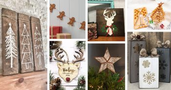 Best Wooden Christmas Decor Ideas