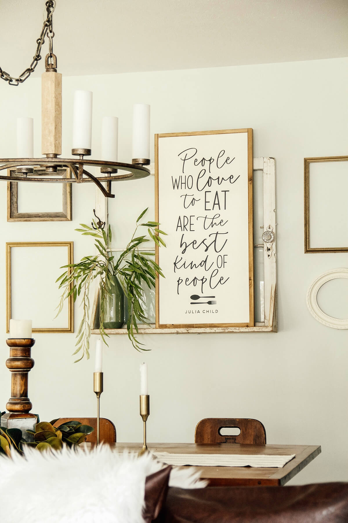 Julia Child Quote for the Kitchen