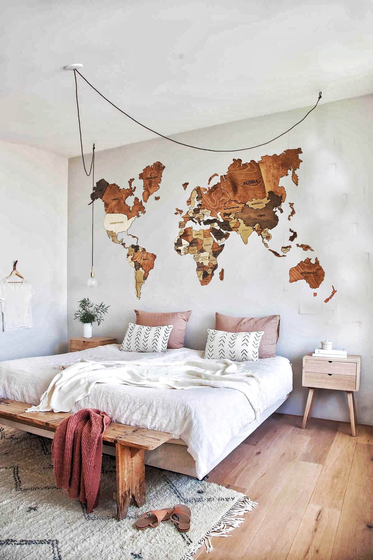 Get a World View from Your Bedroom