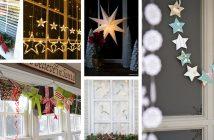 Christmas Window Decorations