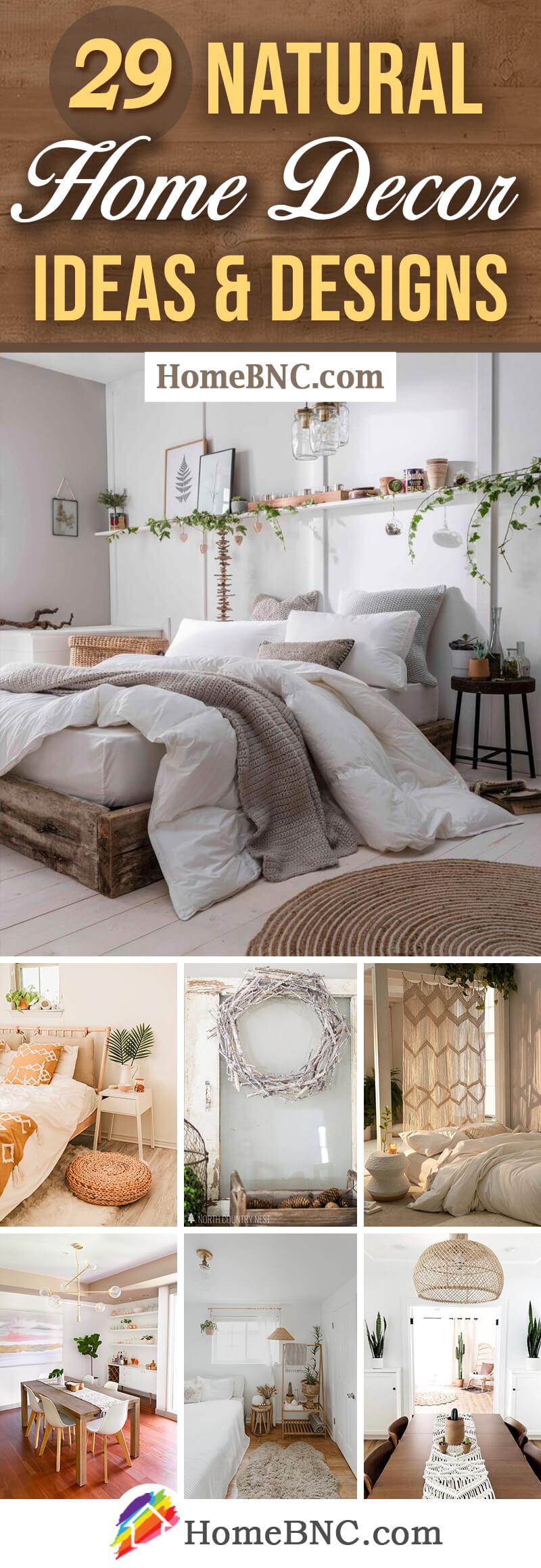 Best Natural Home Decor Ideas