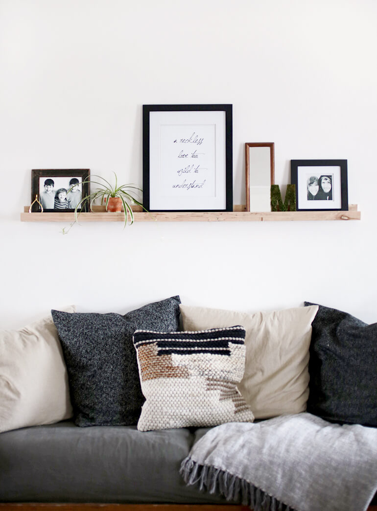 Personalize Your Scandi Style Living Room
