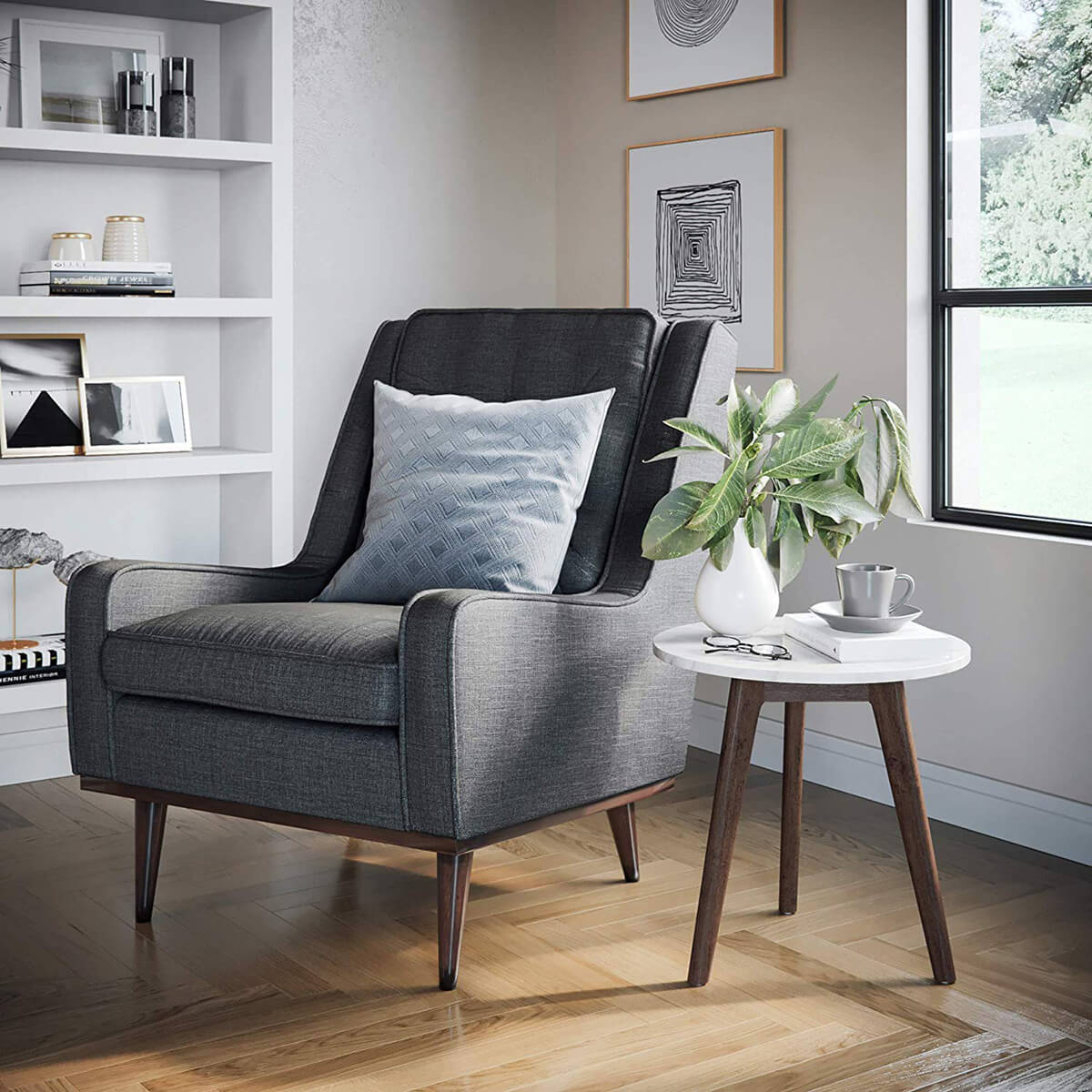 Choosing Furniture to Fit a Grouping