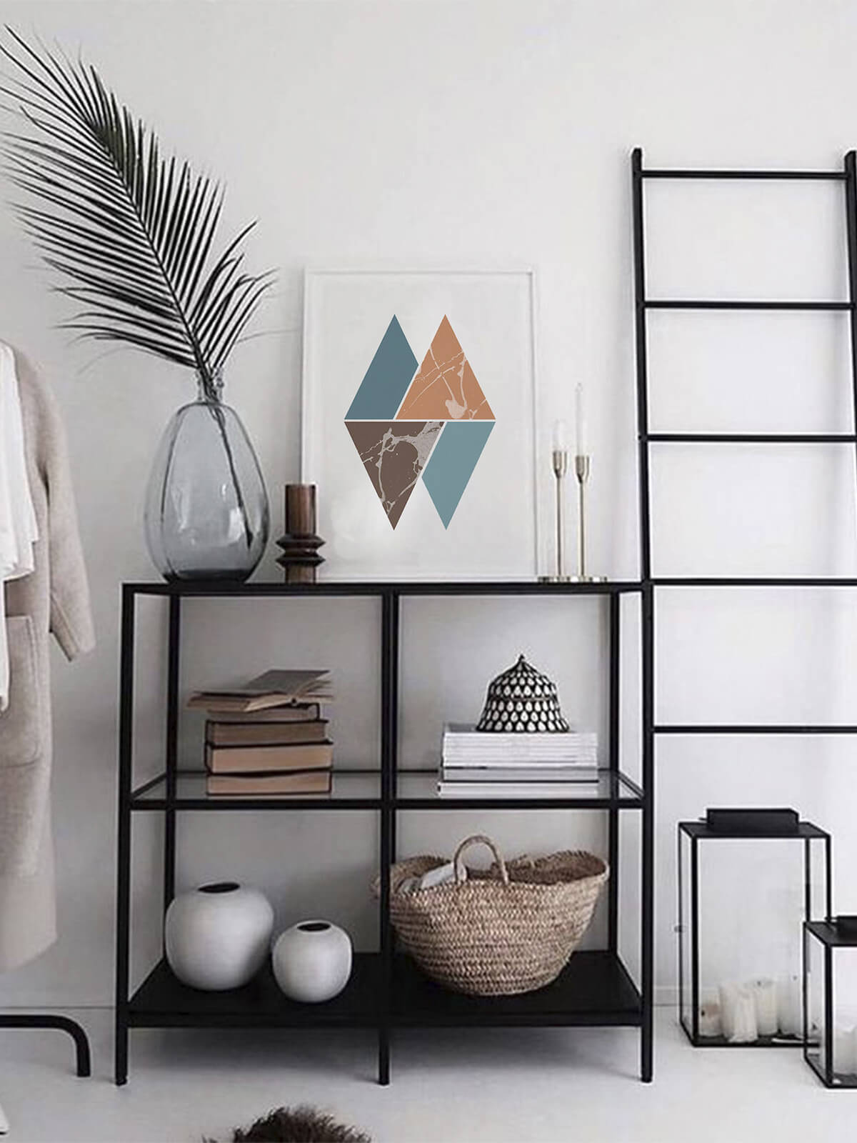 Choosing Artwork That Complements Scandinavian Decor<