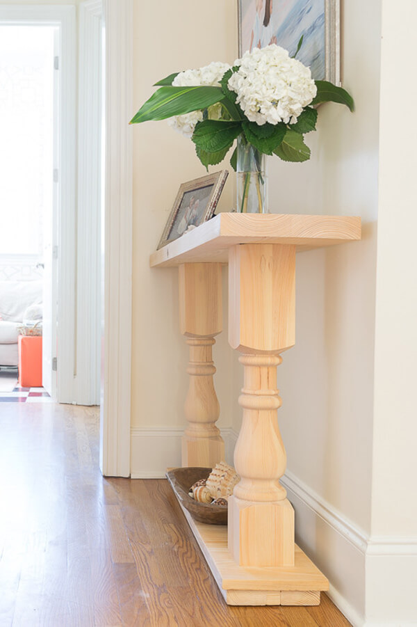 Cool Sofa Console Entry Table