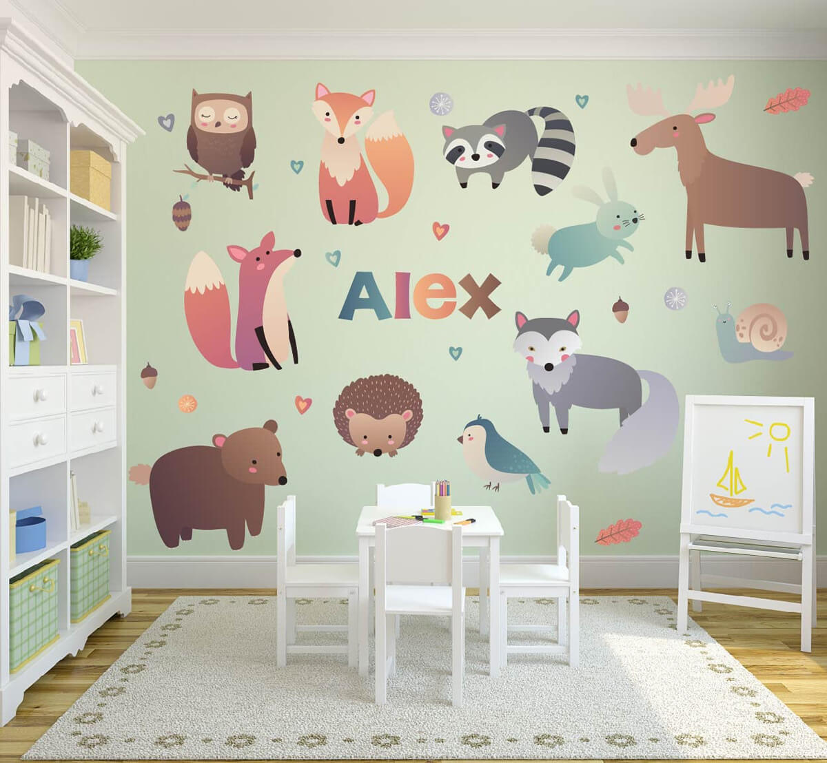 woodland animal home decor 24 best animal themed home decor ideas for an adorable space in 2020  24 best animal themed home decor ideas