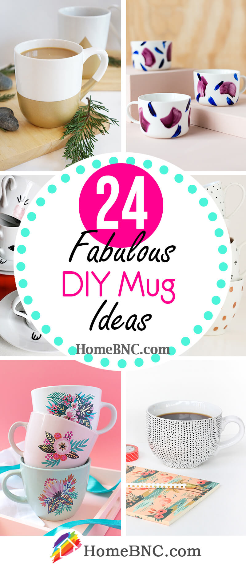 Best DIY Mug Ideas and Decorations