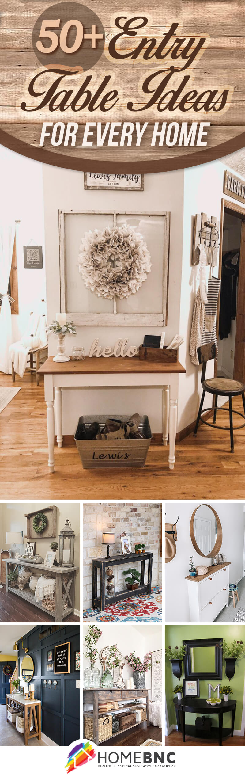 50 Best Entry Table Ideas Decorations And Designs For 2021