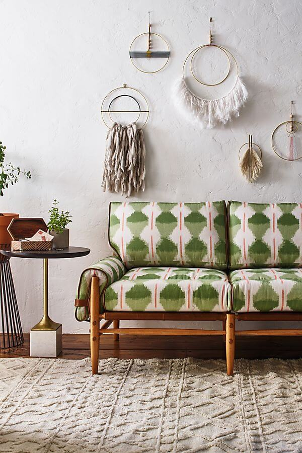 Unifying Eclectic Items in a Room